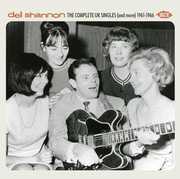 Complete UK Singles & More 1961-1966 [Import] , Del Shannon