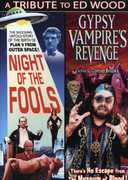 Night of the Fools /  The Gypsy Vampire's Revenge , Conrad Brooks