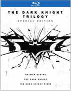 The Dark Knight Trilogy (Special Edition) , Christian Bale