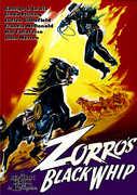 Zorro's Black Whip , George J. Lewis