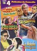 4 Pelicules De Comedia: Volume 2