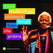 More Multicultural Children's Songs from Ella , Ella Jenkins