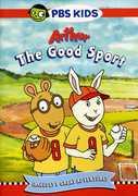 Arthur: The Good Sport , Claudia Black