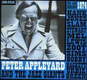 The Lost 1973 Sessions With Hank Jones, Slam Stewart, Mel Lewis,      Zoot Sims, Bobby Hackett, Herby Green , Peter Appleyard