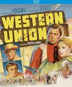 Western Union , Randolph Scott