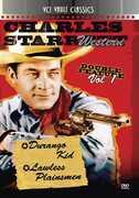 The Durango Kid /  Lawless Plainsmen , Charles Starrett