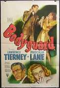 Bodyguard Vintage Movie Poster