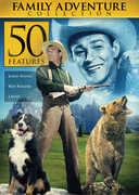 50-Feature Family Adventure Collection , John Wayne