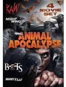 When Animals Attack: 4-Movie Set
