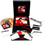 Kill Em All (Deluxe Box Set) , Metallica