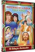 Historias de la Biblia Para Ninos: 10 Dibujos