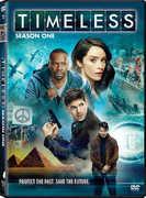 Timeless: Season One , Abigail Spencer