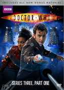 Doctor Who: Series Three - Part One , David Tennant