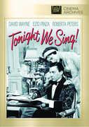 Tonight We Sing , David Wayne