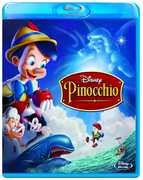 Pinocchio (1940) (Blu-ray) [Import] , Christian Rub