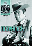Maverick: The Complete Fourth Season , James Garner