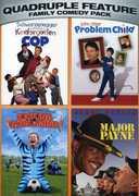 Family Comedy Pack Quadruple Feature , John Ritter