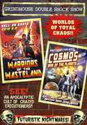 Grindhouse Double Feature: Warriors of the Wasteland /  Cosmos: War of the Planet , Timothy Brent