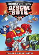 Transformers Rescue Bots: Team Rescue Bots! , LeVar Burton