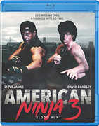 American Ninja 3: Blood Hunt , David Bradley
