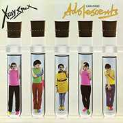 Germfree Adolescents , X-Ray Spex