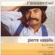 L'essentiel [Import] , Pierre Vassiliu