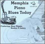 Memphis Piano Blues Today /  Various , Various Artists