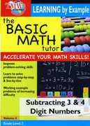 Basic Math Tutor: Subtracting 3 and 4 Digit Numbers , Jason Gibson