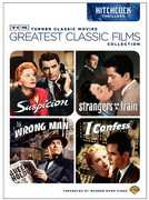 TCM Greatest Classic Films Collection: Hitchcock Thrillers , Cary Grant