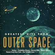 Greatest Hits from Outer Space /  Various [Import] , Various Artists