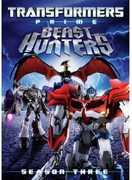 Transformers Prime: Season Three , Peter Cullen