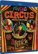 Psycho Circus: 3 Rings of Terror , Christopher Lee