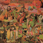 Iron Butterfly Live , Iron Butterfly