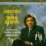 Christmas , Thomas Hampson