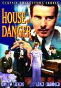 House of Danger , Des Roberts