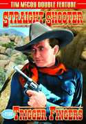 Straight Shooter /  Trigger Fingers , Ted Adams