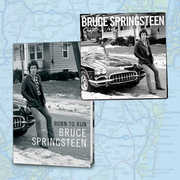 Bruce Springsteen CD And Book Bundle