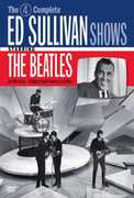 The 4 Complete Historic Ed Sullivan Shows Starring the Beatles , The Beatles