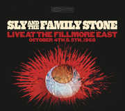 Live At The Fillmore East October 4th & 5th, 1968 , Sly & the Family Stone