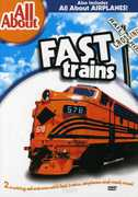 All About Fast Trains & All About Airplanes