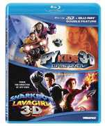 Spy Kids 3-D: Game Over /  The Adventures of Sharkboy and Lavagirl in 3-D