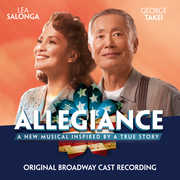 Allegiance , Original Broadway Cast Recording