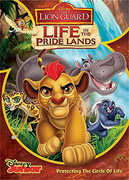 The Lion Guard: Life In The Pride Lands , Max Charles