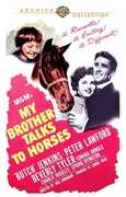 My Brother Talks to Horses , Butch Jenkins