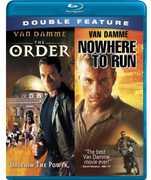 The Order /  Nowhere to Run , Rosanna Arquette
