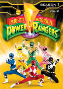Mighty Morphin Power Rangers: Season 1: Volume 2 , Amy Jo Johnson