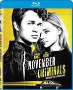 November Criminals , Ansel Elgort