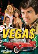 Vegas: The First Season: Volume 1 , Robert Urich