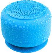 Merkury Splash Water Resistant Wireless Speaker BLUE