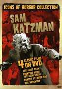Icons of Horror Collection: Sam Katzman , Gregg Palmer
